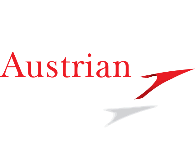 Благодарственное письмо от представительства «Австрийская авиакомпания»